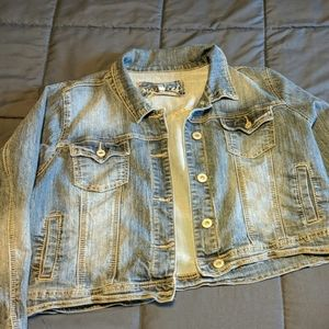 Jean Jacket, Maurices